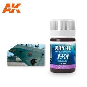 AK305 weathering products akinteractive