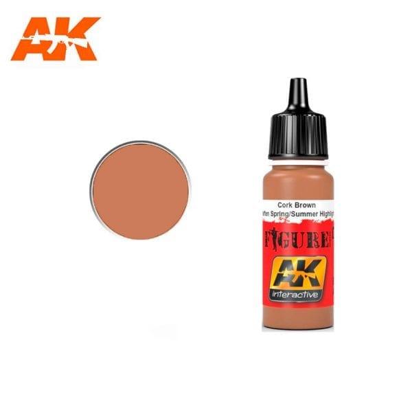 AK3062 acrylic paint figures akinteractive modeling