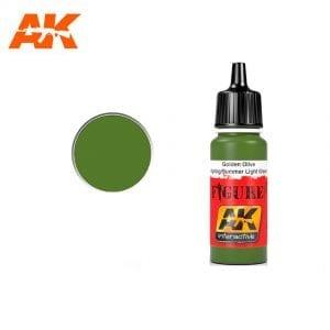 AK3063 acrylic paint figures akinteractive modeling