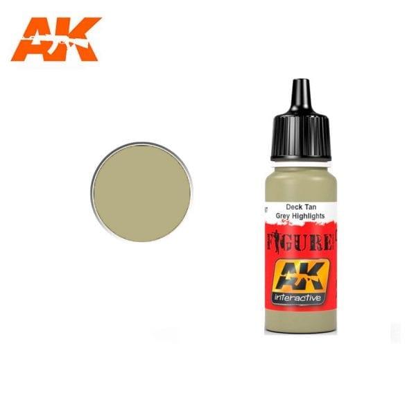 AK3067 acrylic paint figures akinteractive modeling