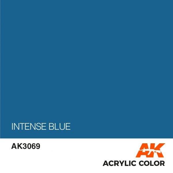 AK3069 INTENSE BLUE