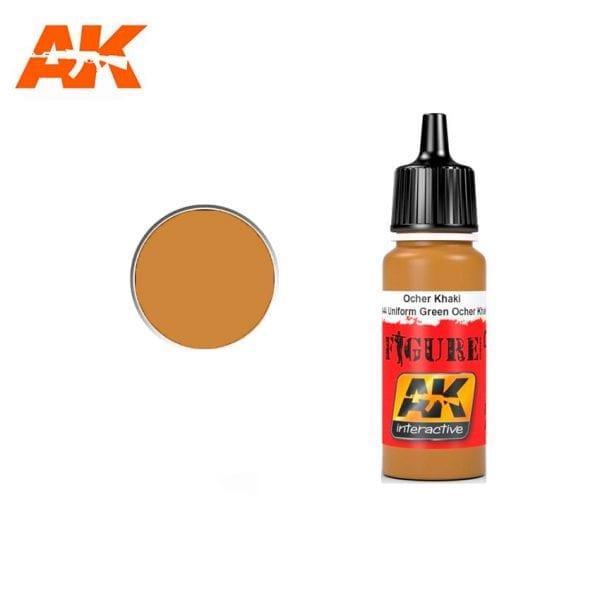 AK3072 acrylic paint figures akinteractive modeling