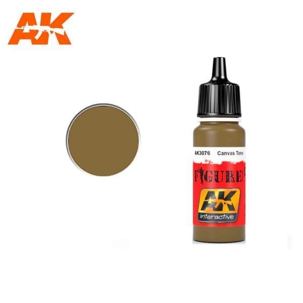 AK3076 acrylic paint figures akinteractive modeling