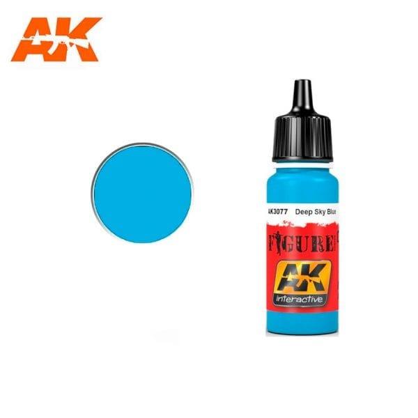 AK3077 acrylic paint figures akinteractive modeling
