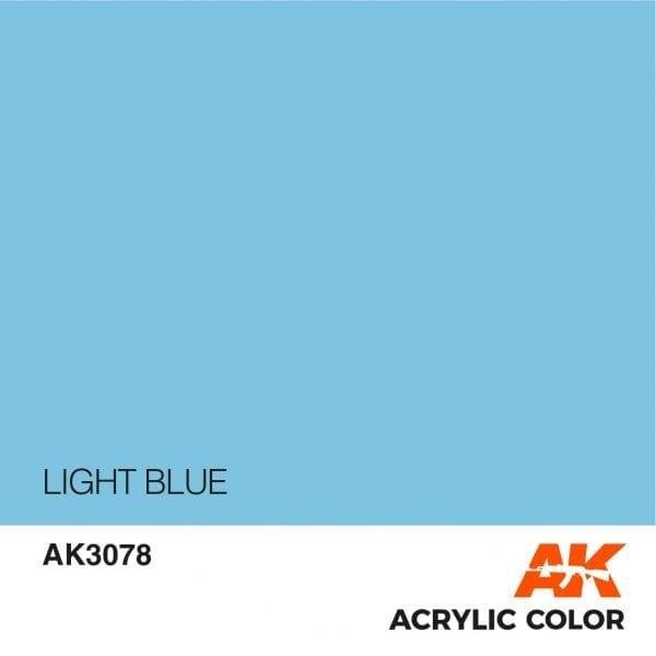 AK3078 LIGHT BLUE