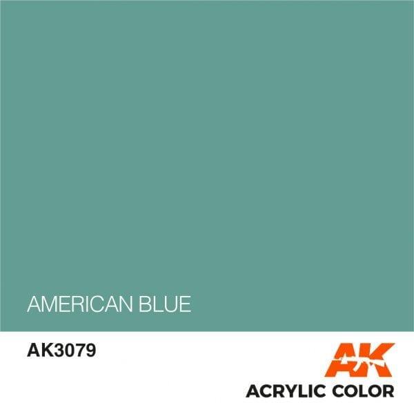 AK3079 AMERICAN BLUE