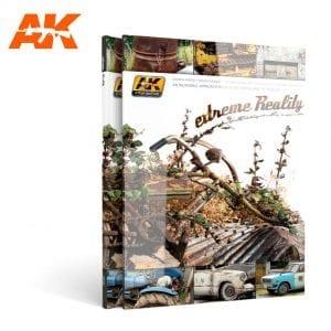 AK307 modeling books akinteractive