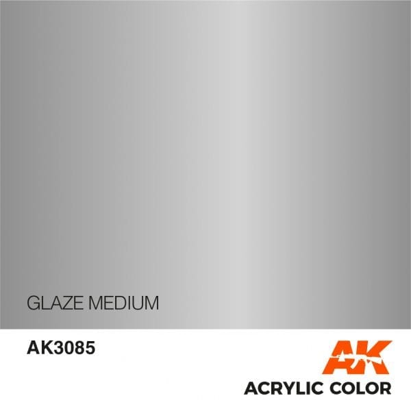 AK3085 GLAZE MEDIUM