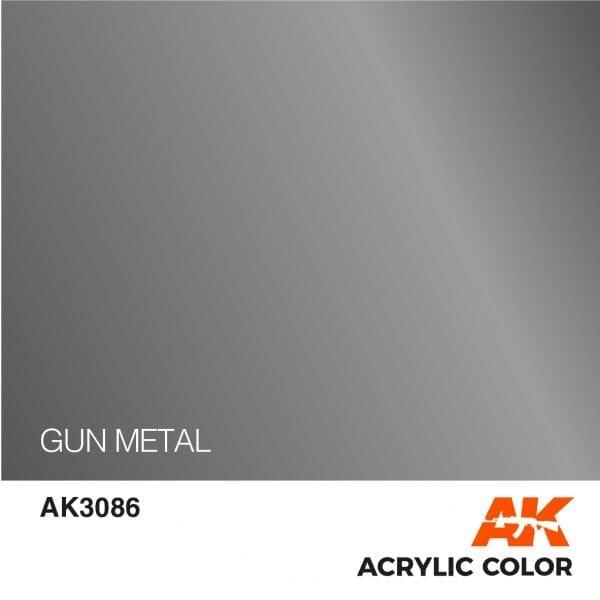 AK3086 GUN METAL