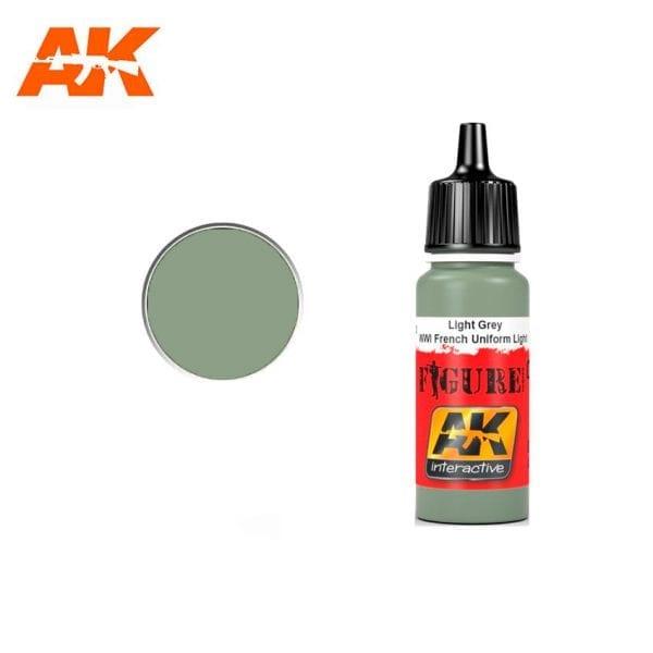 AK3102 acrylic paint figures akinteractive modeling
