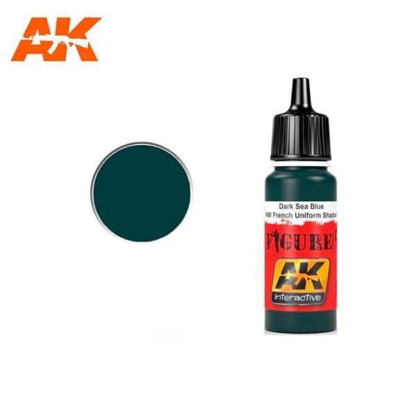AK3103 acrylic paint figures akinteractive modeling