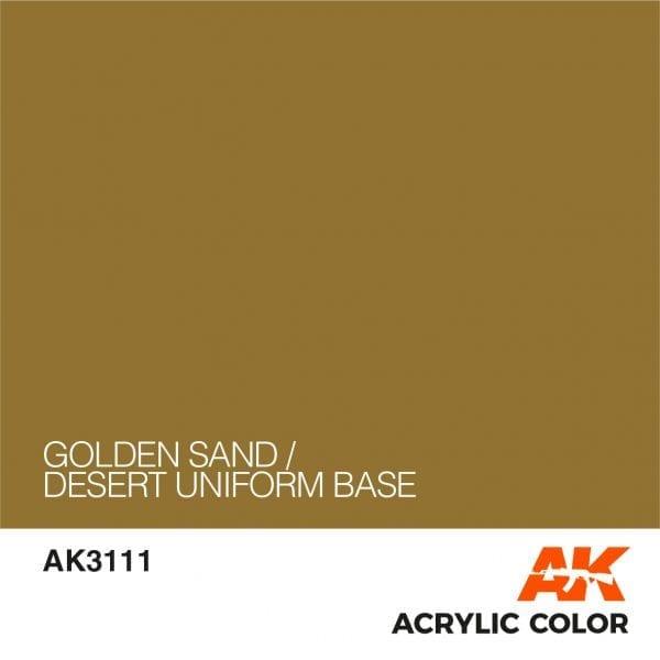 AK3111 GOLDEN SAND