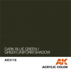 AK3116 DARK BLUE GREEN