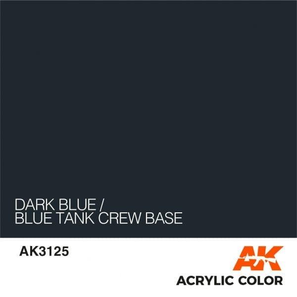 AK3125 DARK BLUE