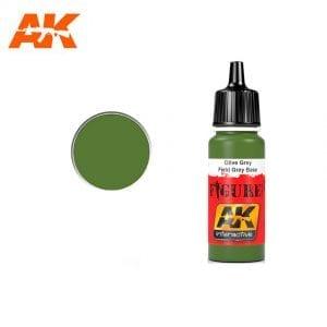 AK3141 paint figures akinteractive modeling