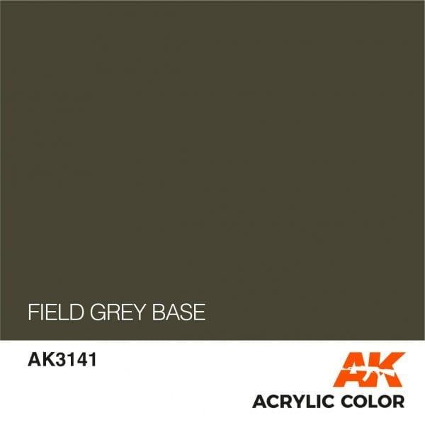 AK3141 FIELD GREY BASE