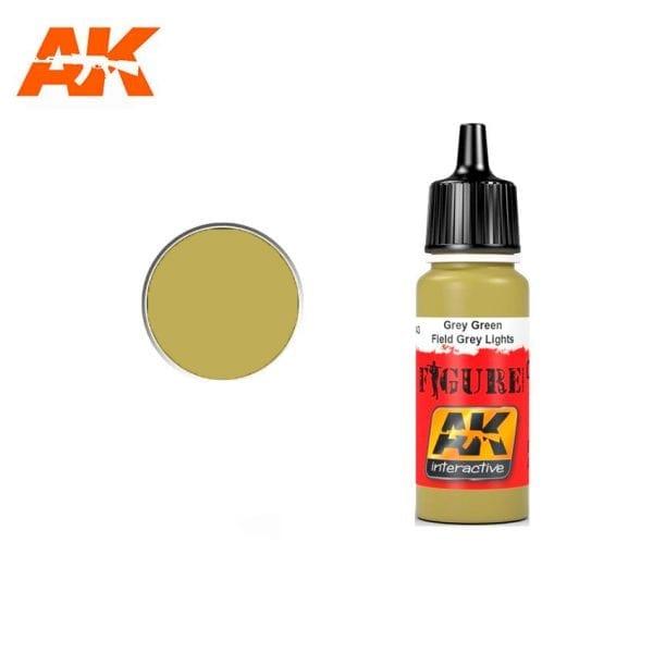 AK3143 paint figures akinteractive modeling