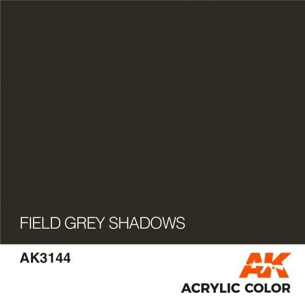 AK3144 FIELD GREY SHADOWS