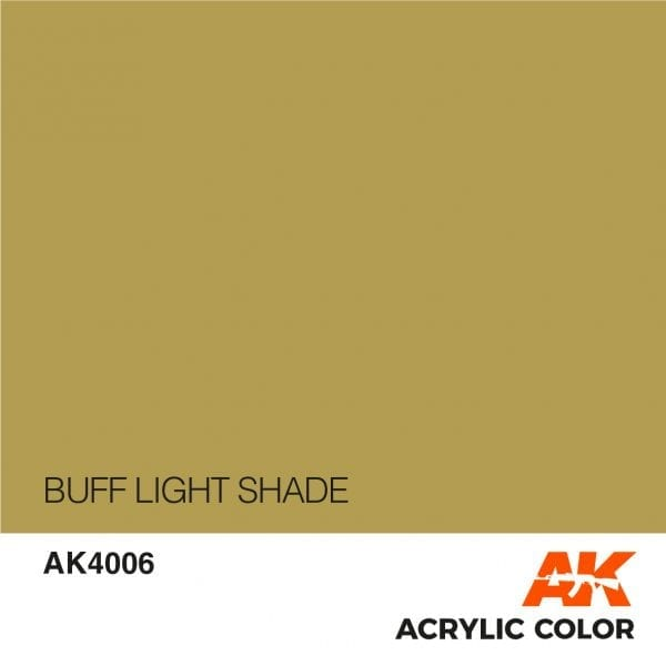AK4006 BUFF LIGHT SHADE