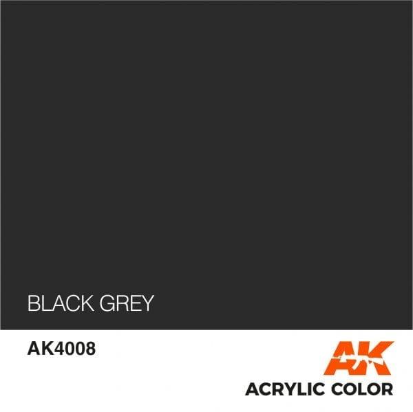 AK4008 BLACK GREY