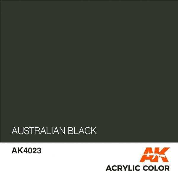 AK4023 AUSTRALIAN BLACK