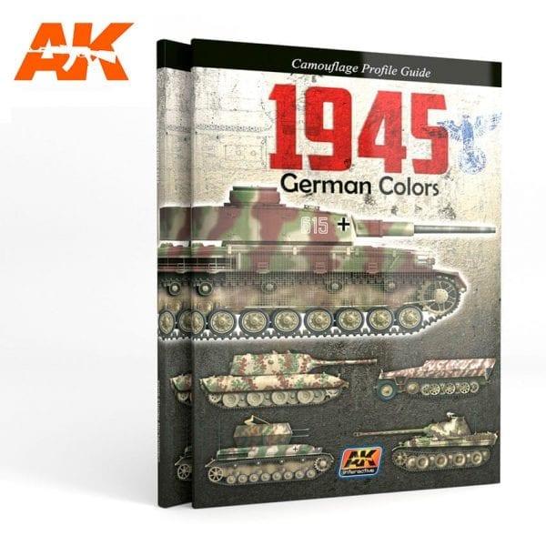AK403 profiles book akinteractive