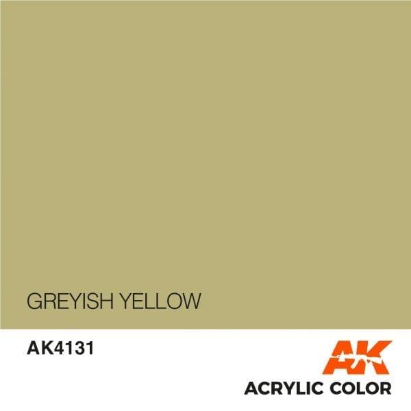 AK4131 GREYISH YELLOW
