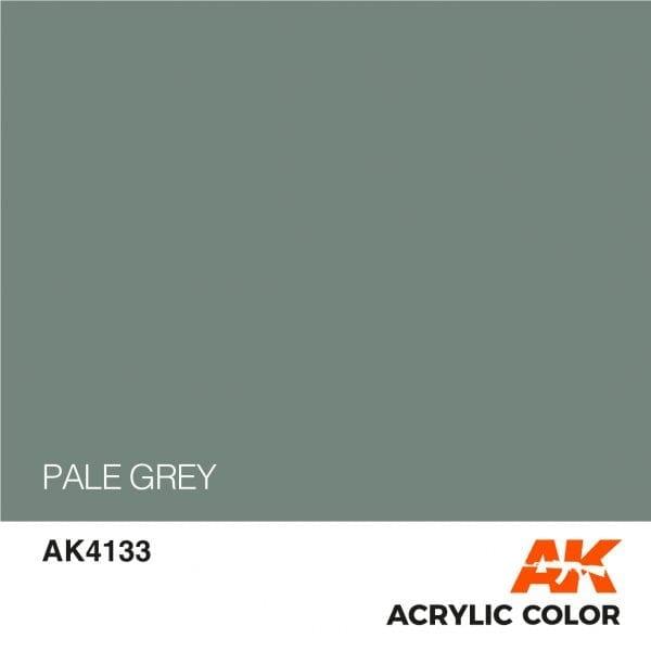 AK4133 PALE GREY