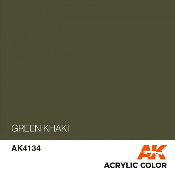 AK4134 GREEN KHAKI