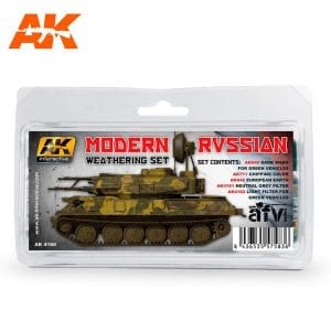 AK4160 weathering products set akinteractive