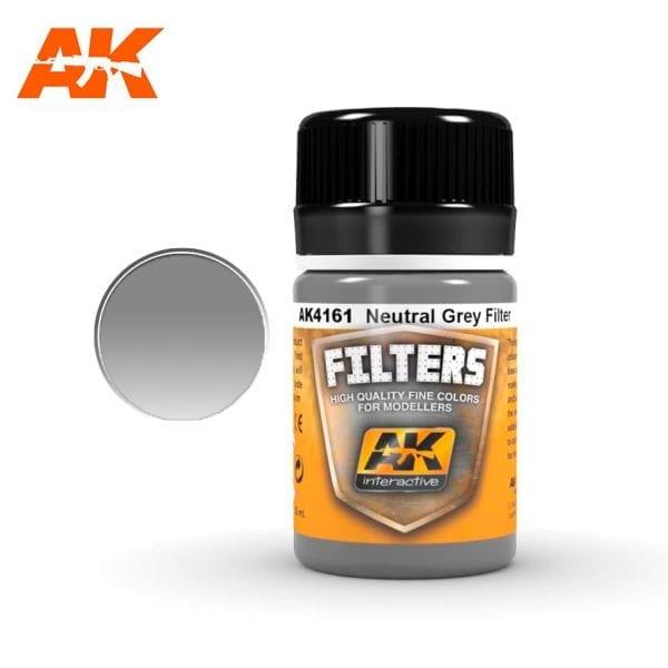 AK4161 akinteractive enamel filter single