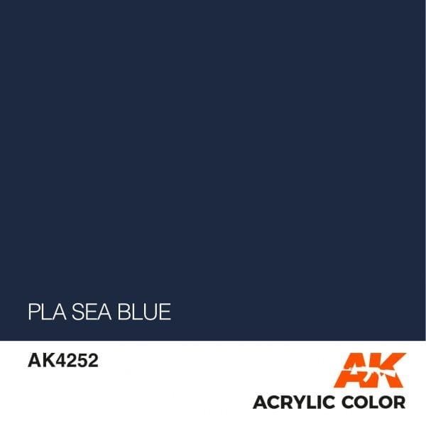AK4252 PLA SEA BLUE