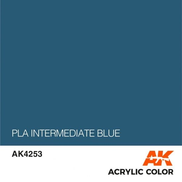 AK4253 PLA INTERMEDIATE BLUE