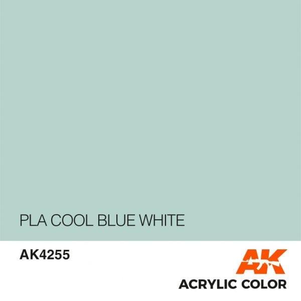 AK4255 PLA COOL BLUE WHITE