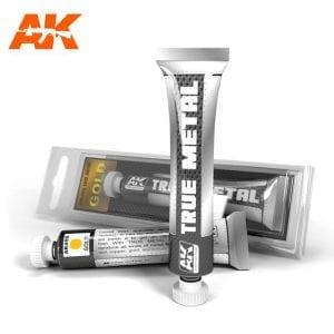 AK450 true metal paint akinteractive modeling