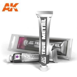 AK452 true metal paint akinteractive modeling