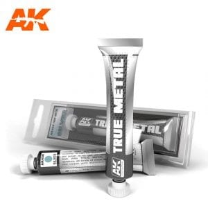 AK458 true metal paint akinteractive modeling