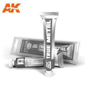 AK459 true metal paint akinteractive modeling