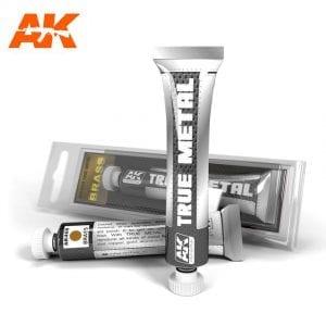 AK460 true metal paint akinteractive modeling
