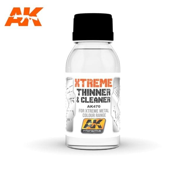 AK470 xtreme thinner cleaner akinteractive