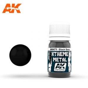 AK471 xtreme metal paints akinteractive