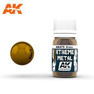 AK475 xtreme metal paints akinteractive
