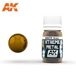 AK475 xtreme metal paints akinteractive
