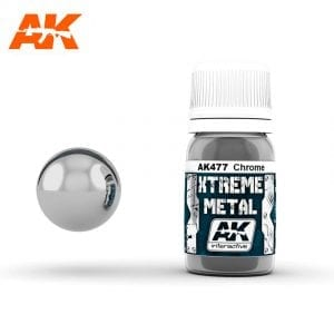AK477 xtreme metal paints akinteractive