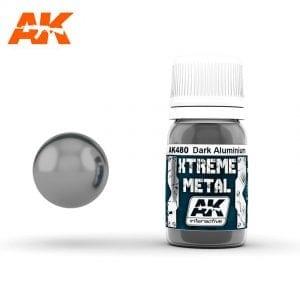 AK480 xtreme metal paints akinteractive