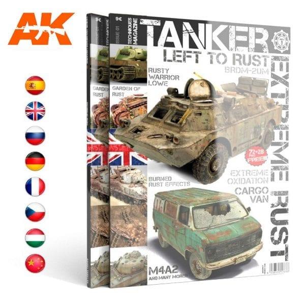 AK4810 tanker magazine akinteractive