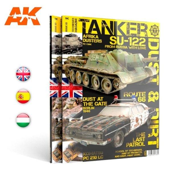 AK4817 tanker magazine akinteractive