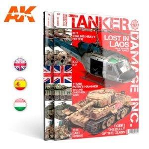AK4820 tanker magazine akinteractive