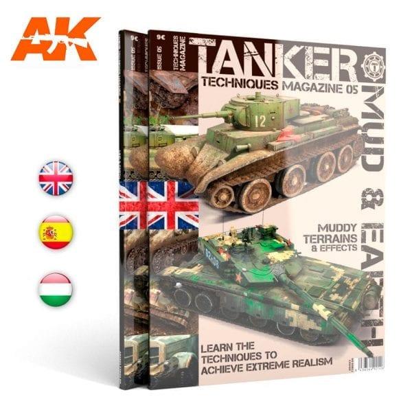 AK4823 tanker magazine akinteractive