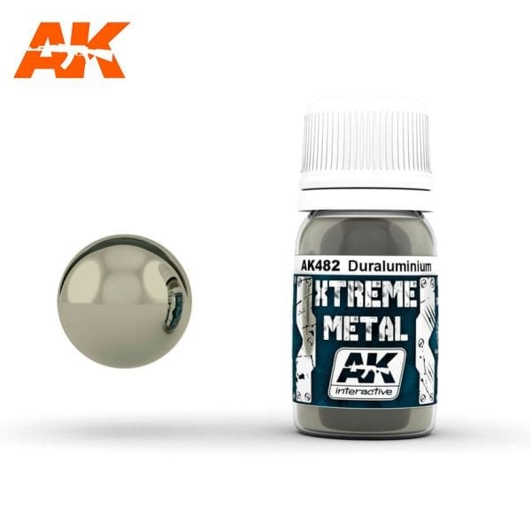AK482 xtreme metal paints akinteractive